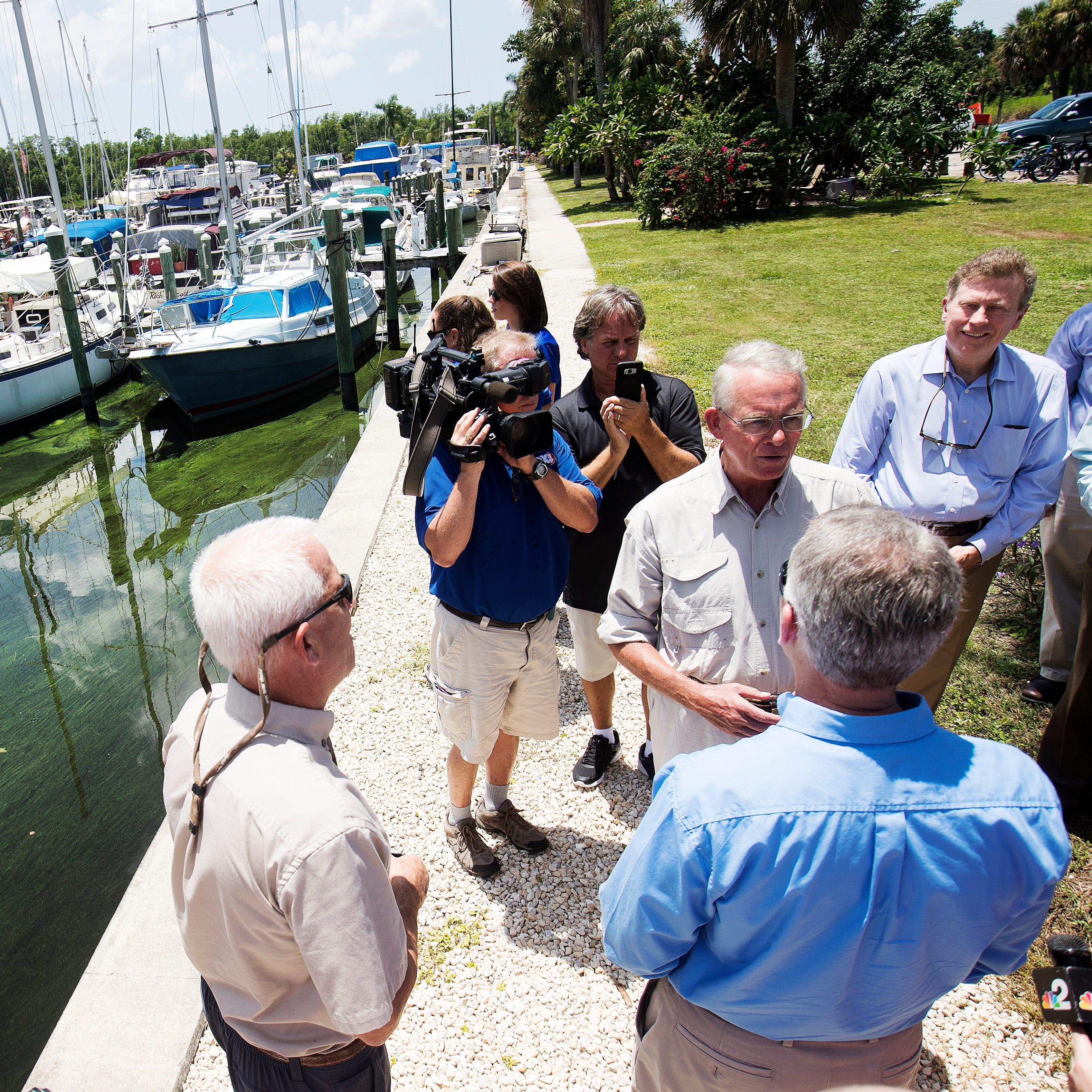 Septic leaks, fertilizer run-off targets of Lee water clean-up efforts