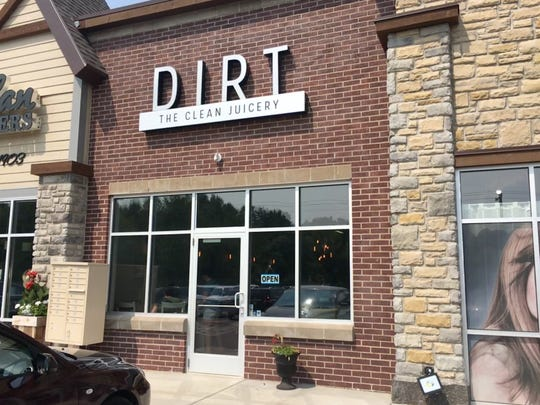 Dirt Juicery opened this summer in Urban Edge plaza in Suamico.