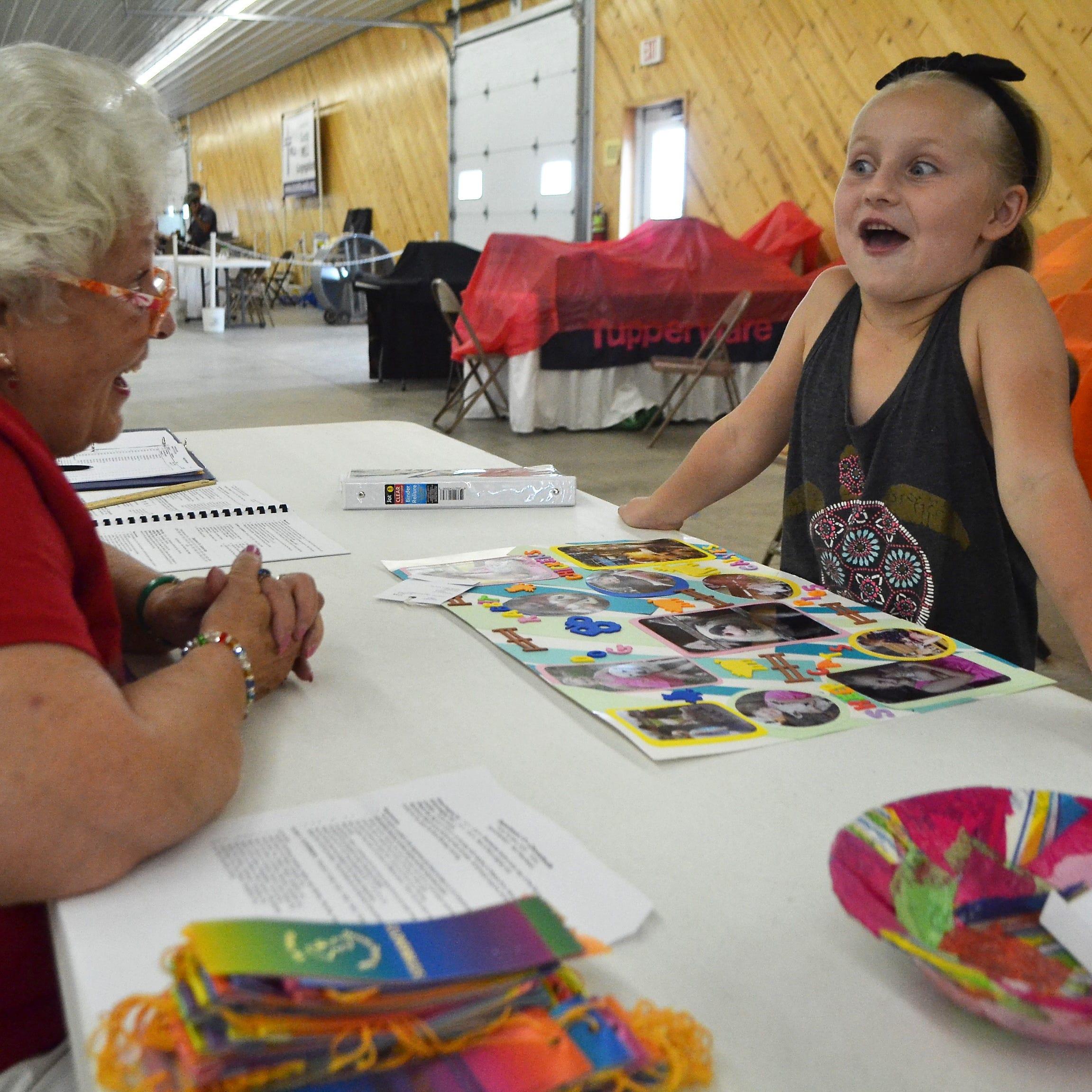 Oconto County Fair scenes: Wednesday, Aug. 15