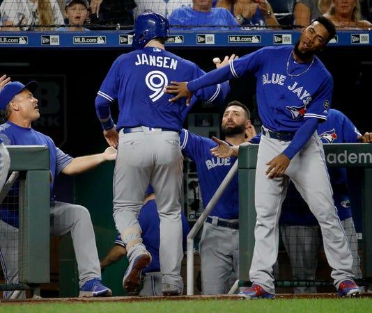 Blue Jays Royals Baseball Danny