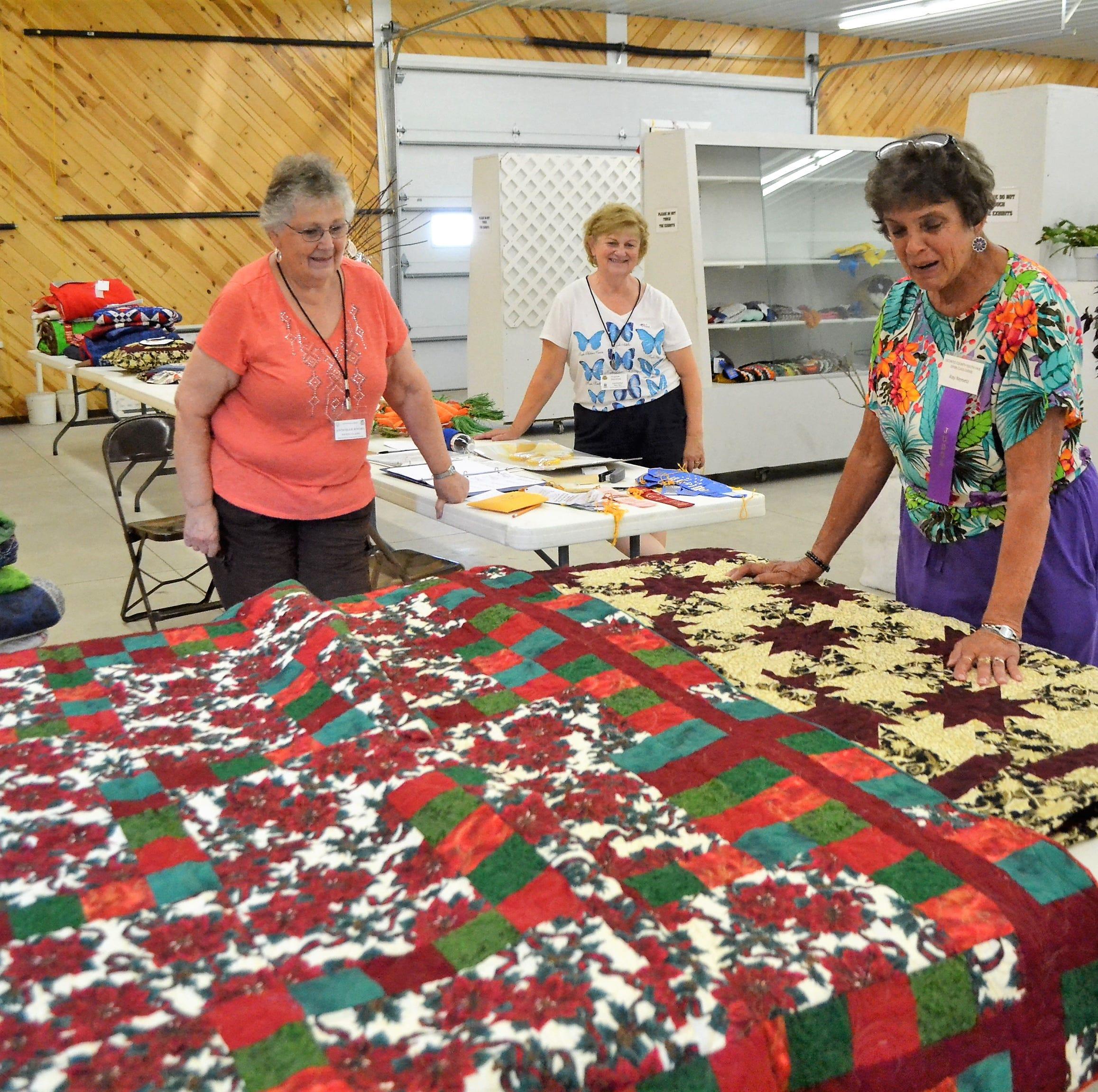 Oconto County Fair scenes: Tuesday, Aug. 14
