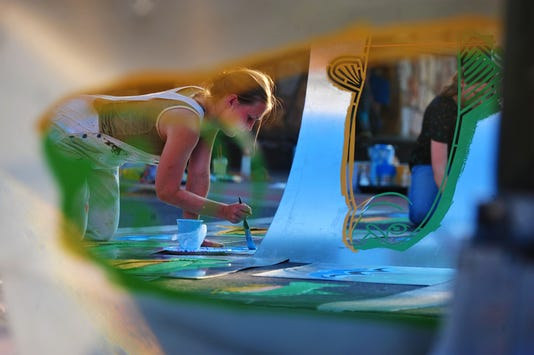 08142018 Crosswalk Painting B