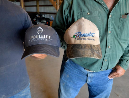 Poncelet Landscaping and Excavating has become Poncelet Excavating as Cameron Poncelet takes over the business from his father, Jeff.