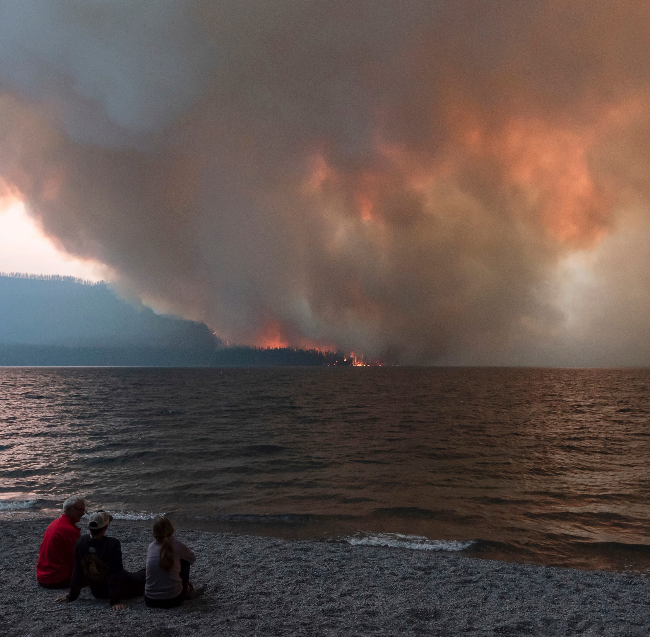 Montana fires: Where are they? How big? How long will they last?