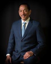 Public Auditor Benjamin J.F. Cruz