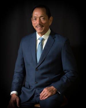 Speaker Benjamin J.F. Cruz