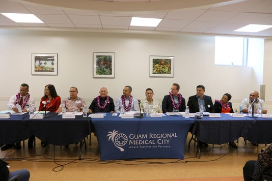 Grmc Gubernatorial Forum 001