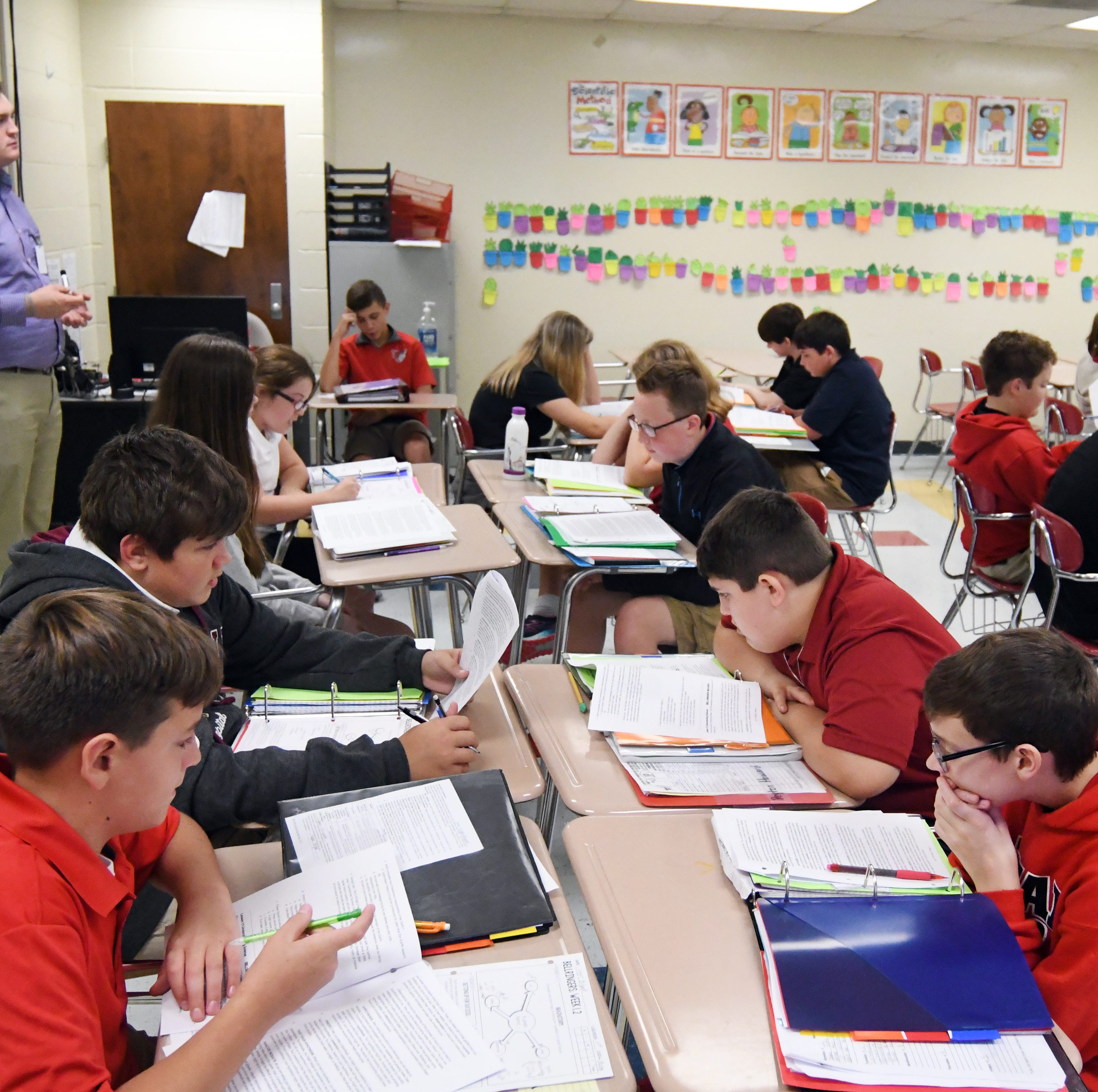 Petal and Lamar County schools earn As in state accountability rankings; Petal makes No. 2 spot