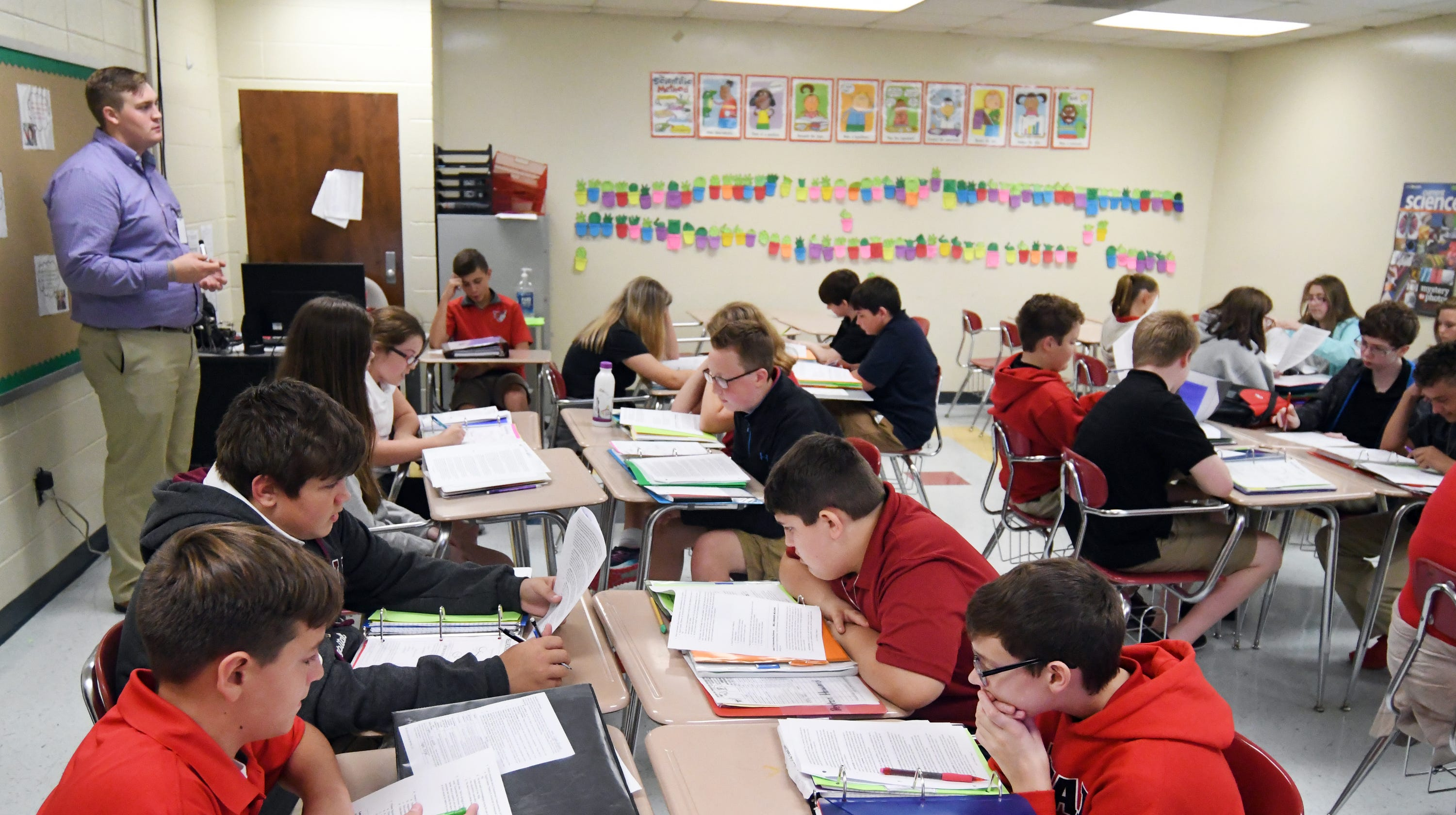 Mississippi students: More are meeting grade-level expectations