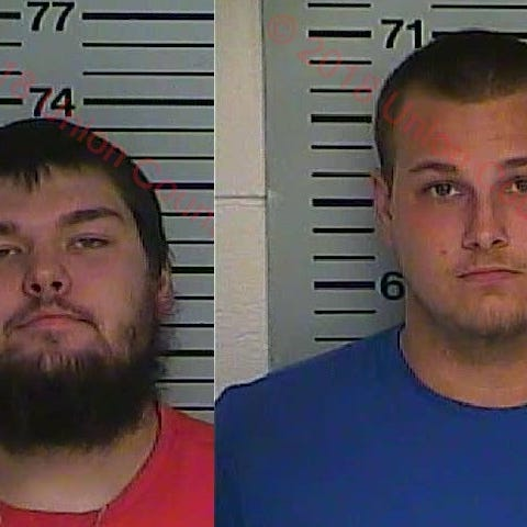 MPD arrests 2 Morganfield locals with ATV vehicles