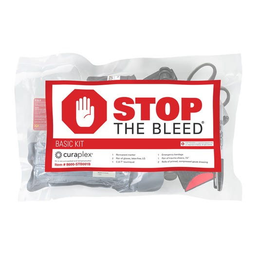 Curaplex Stop The Bleed Kit Basic 45251702 1200 1200