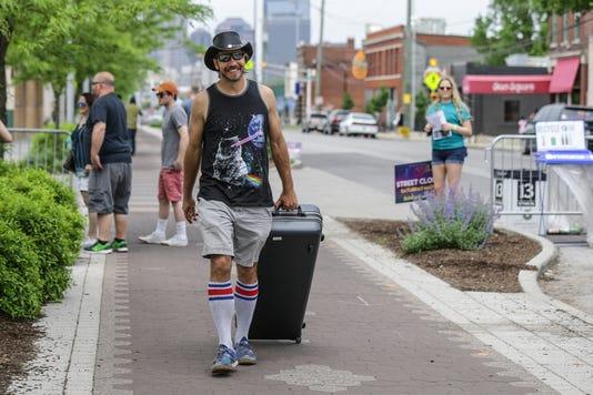 Virginia Avenue Music Fest Create Indy Fountain Square