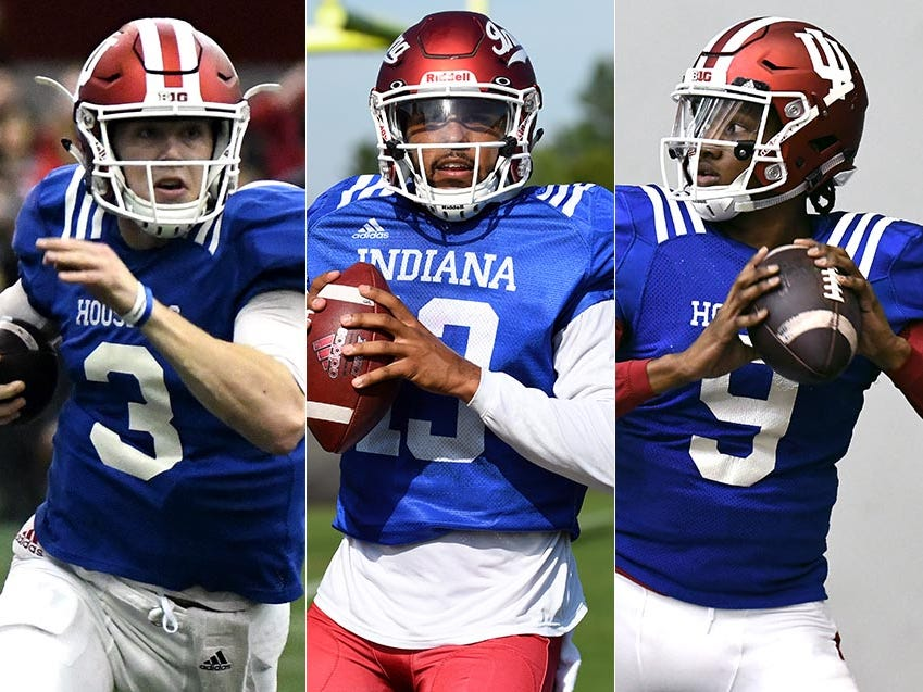 So who is IU football's starting QB? No one knows — or is saying