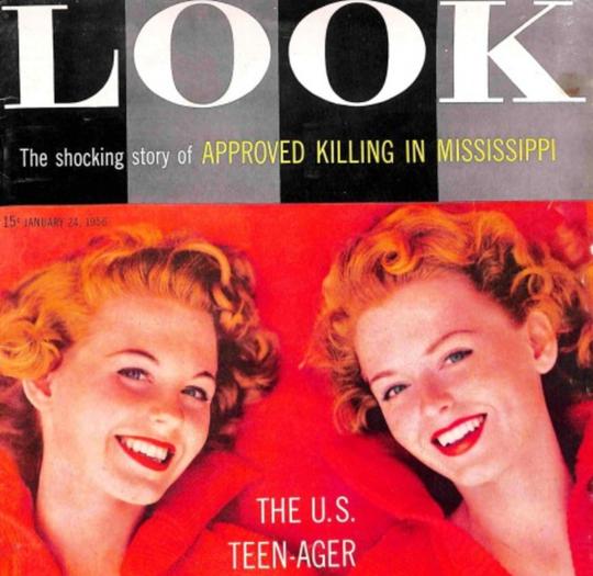 Look magazine ran story on Emmett Till case