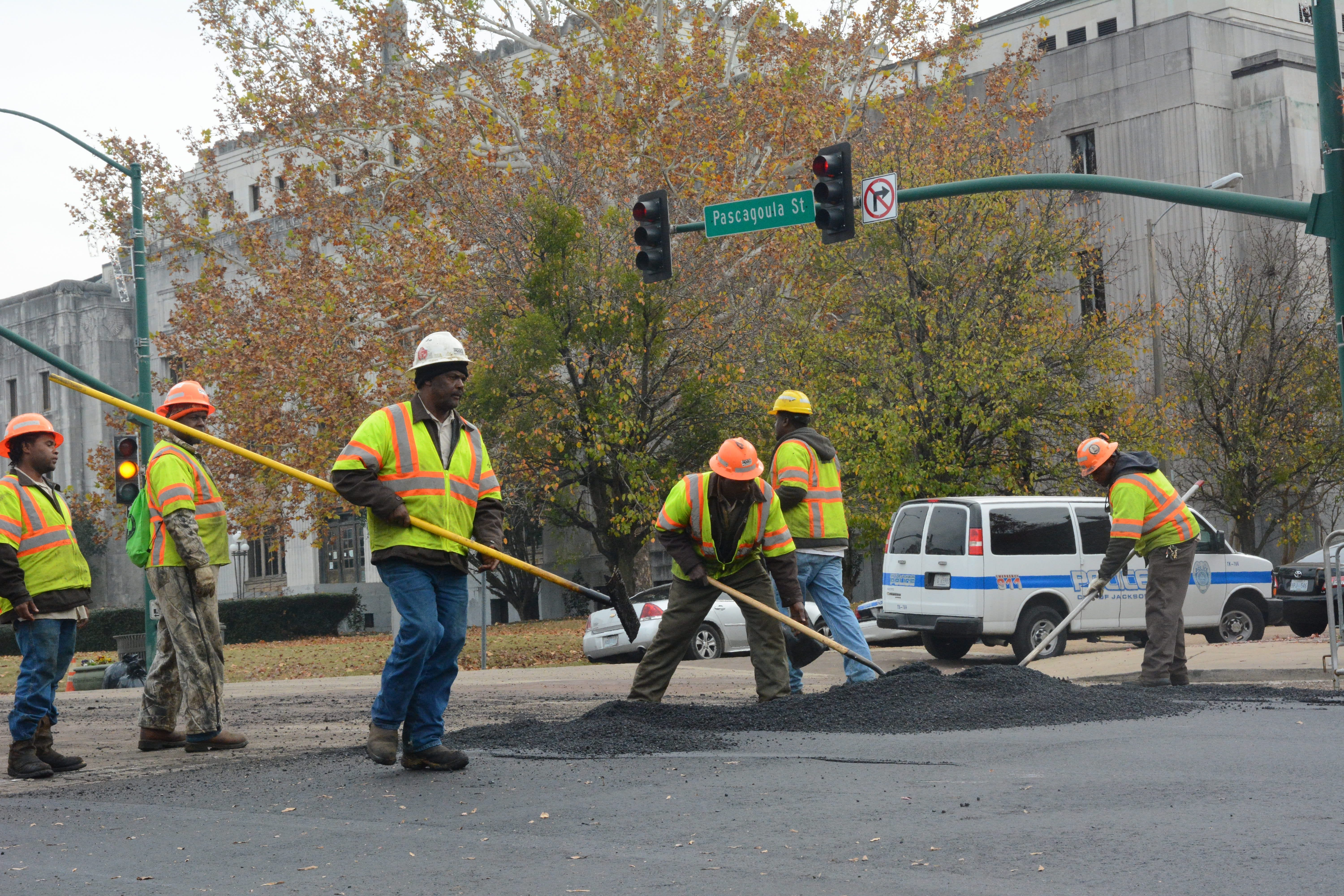 This is not a drill: Jackson moving forward on multiple road repaving projects | Clarion Ledger