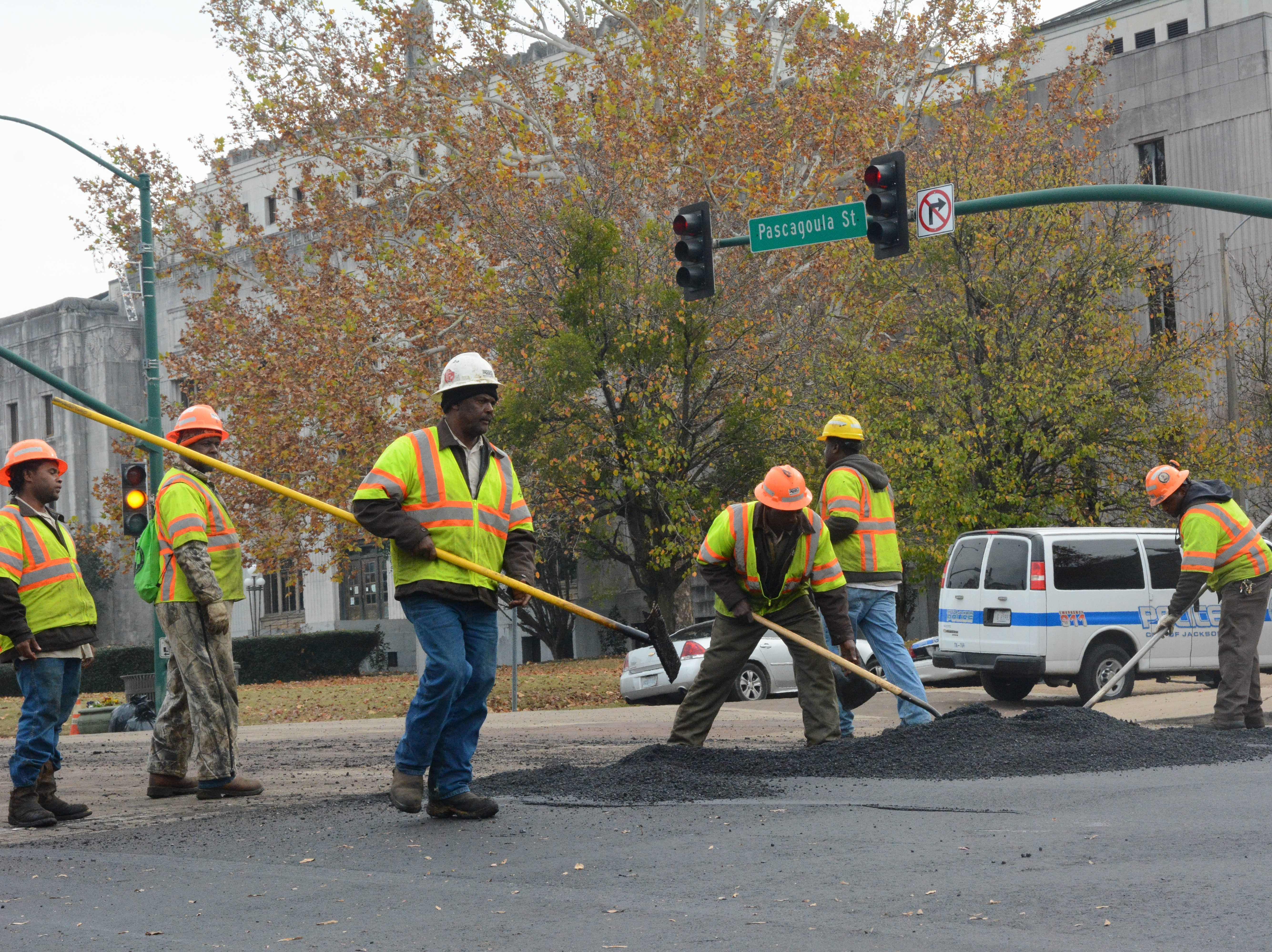 This is not a drill: Jackson moving forward on multiple road repaving projects