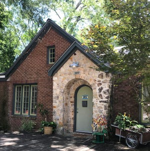 Fair Trade Green now inhabits a cottage at 3417 North State St. in the Fondren neighborhood of Jackson.