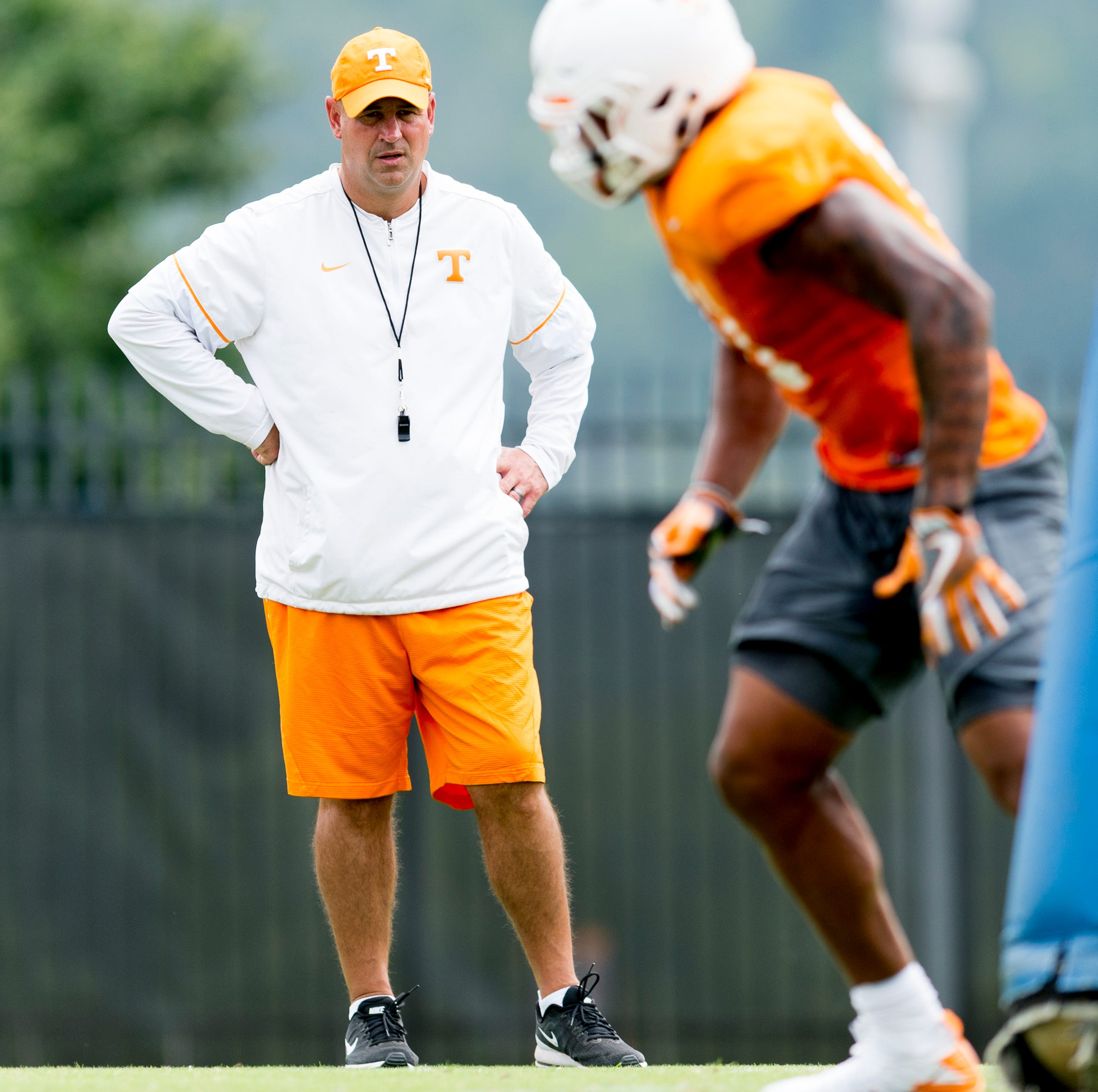 Jeremy Pruitt, Dana Holgorsen discuss preparation for UT Vols vs. West Virginia