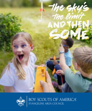 The Sky's the Limit is a new PSA promoting a new direction for Cub Scouting.