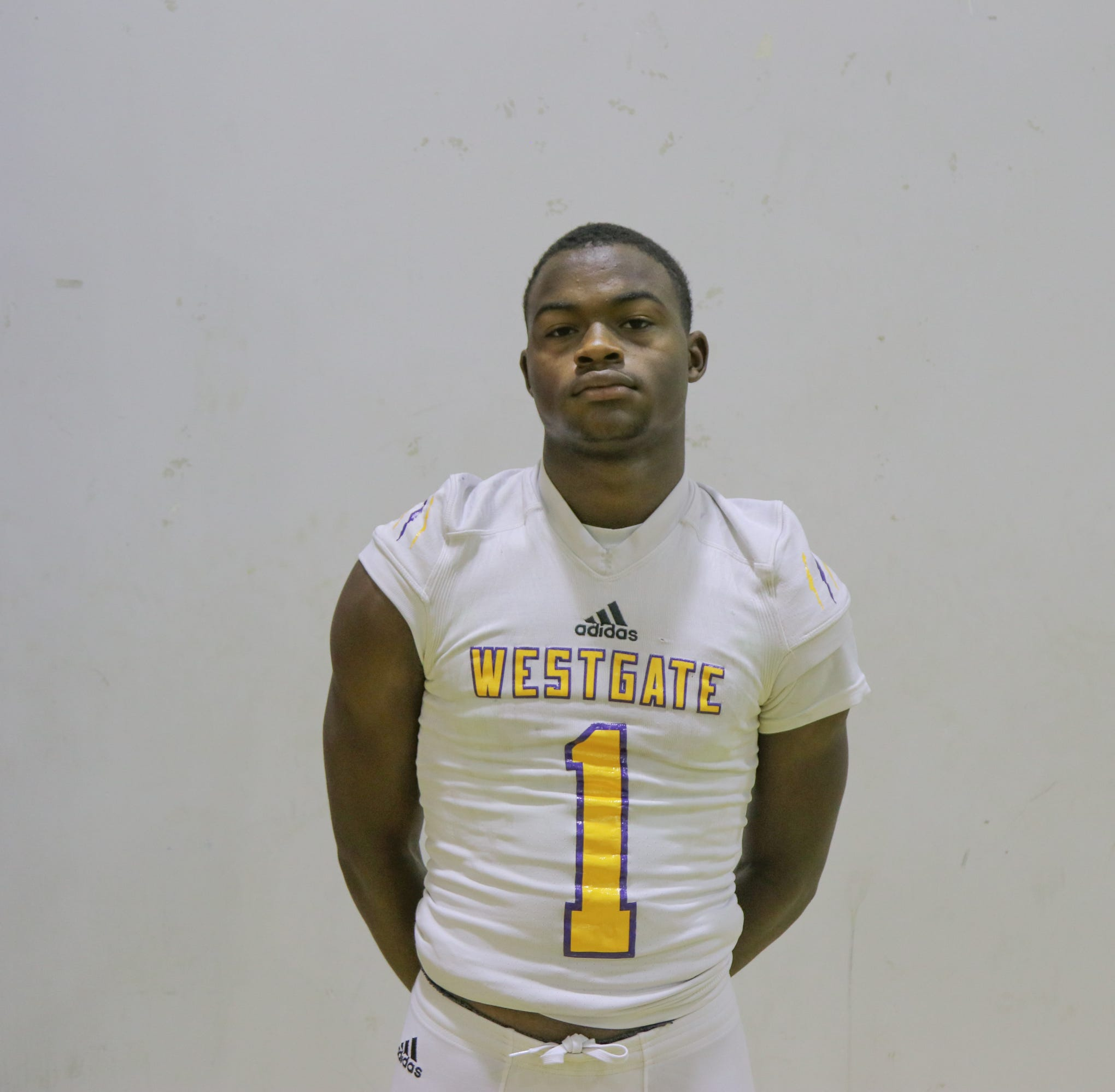 Westgate's Kayshon Boutte, the top-ranked junior in Louisiana, verbally commits to LSU
