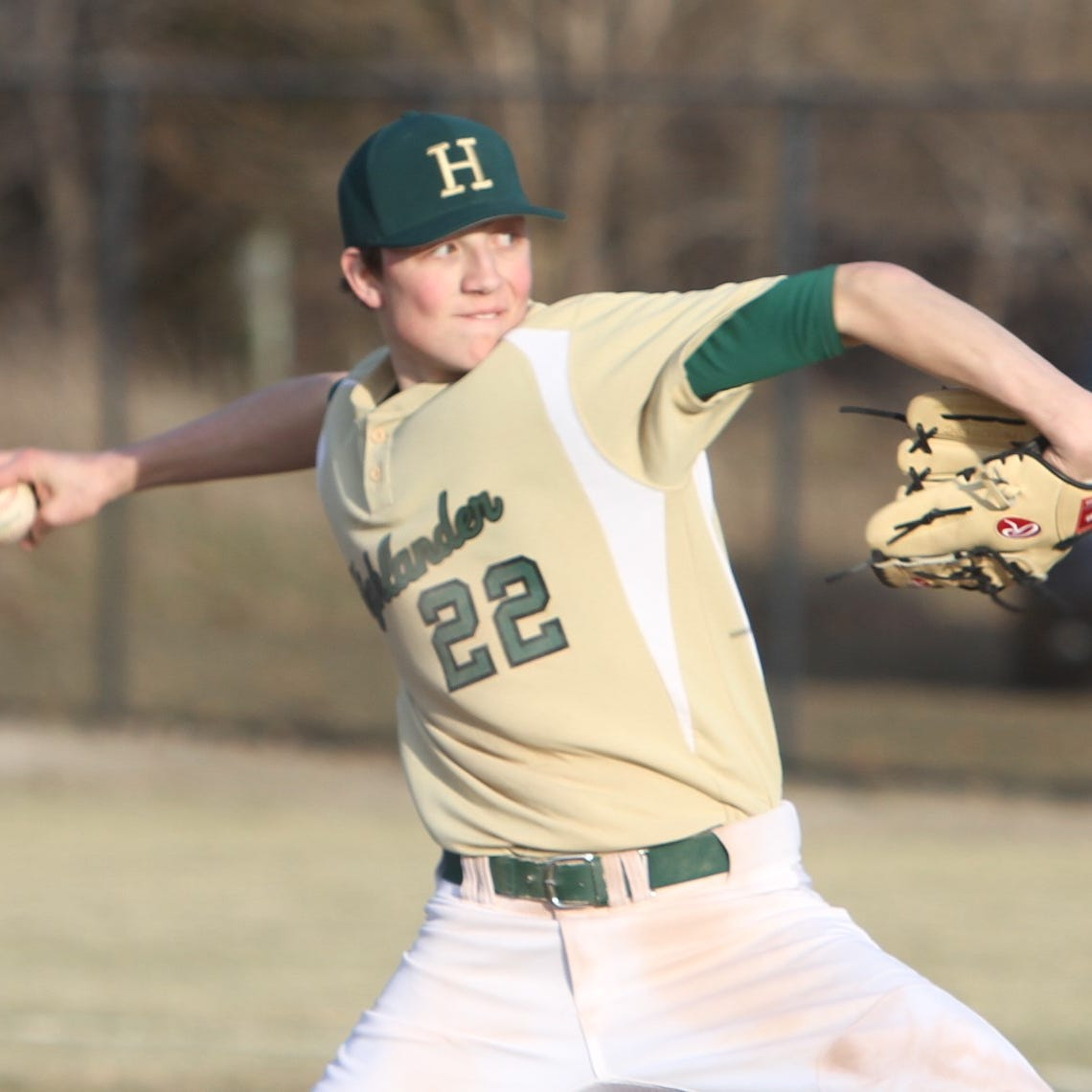 Howell's Luke Russo commits to Eastern Michigan baseball