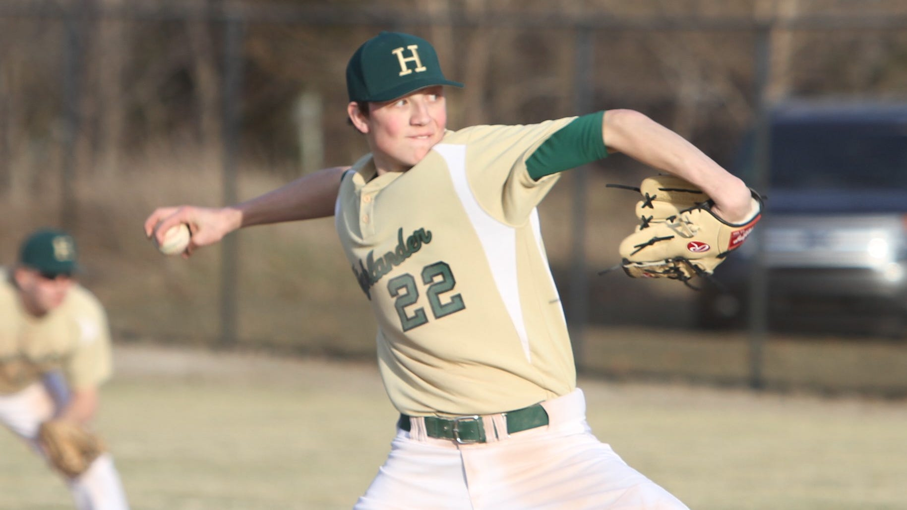 Howell's Luke Russo has verbally committed to play baseball at Eastern Michigan University.