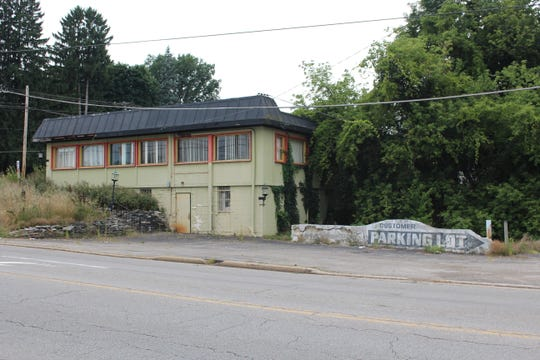 Demolition is scheduled to begin Monday on the former East of Chicago building, 1592 Park Avenue West, which has sat empty for years.