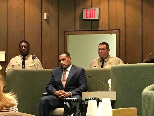 Art Horne In Court