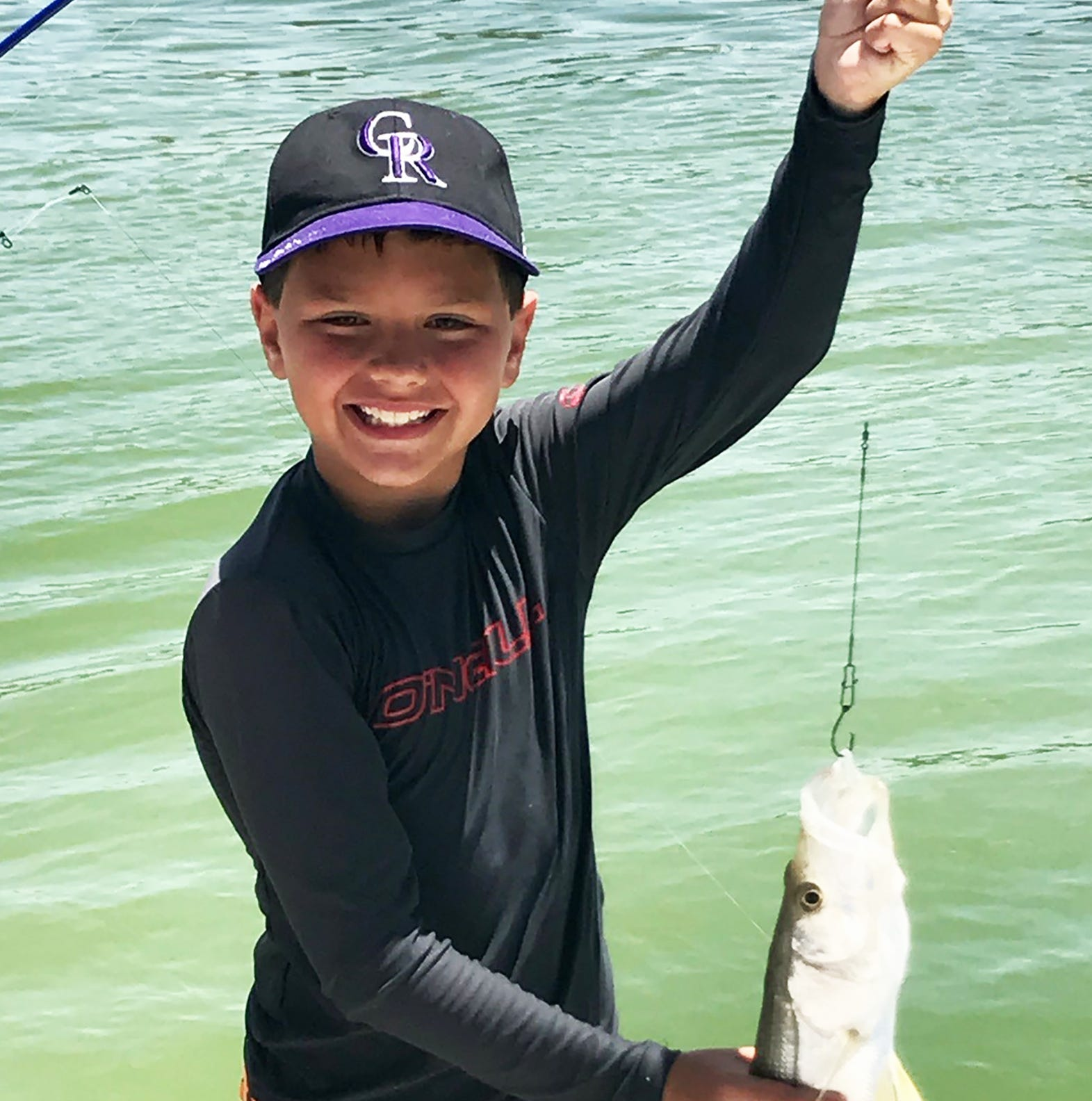 Fishingcast: Conditions for Southwest Florida, August 17-23
