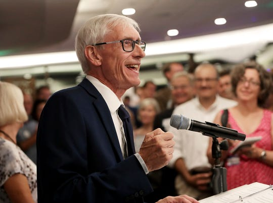 """Tony Evers, Wisconsin's Democratic gubernatorial candidate, has been promoting """"trauma sensitive"""" programs into state-funded schools since 2015."""