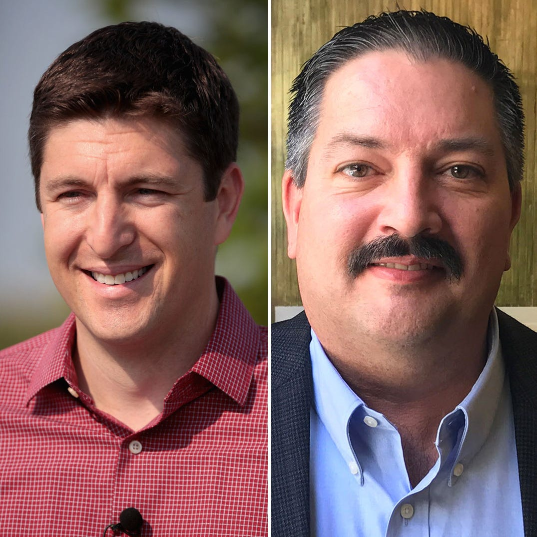 Republican group launches second attack TV ad against Randy Bryce - this one featuring his brother