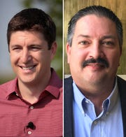Republican Bryan Steil will face off against Democrat Randy Bryce in November for Wisconsin's 1st Congressional District.