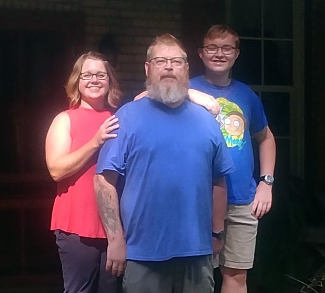 Lydia and Mike Sobol, with son Will, 13, opened Sobie's Restaurant in March.