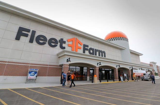 Fleet Farm's Toyland event will begin in Oconomowoc on Oct. 13.