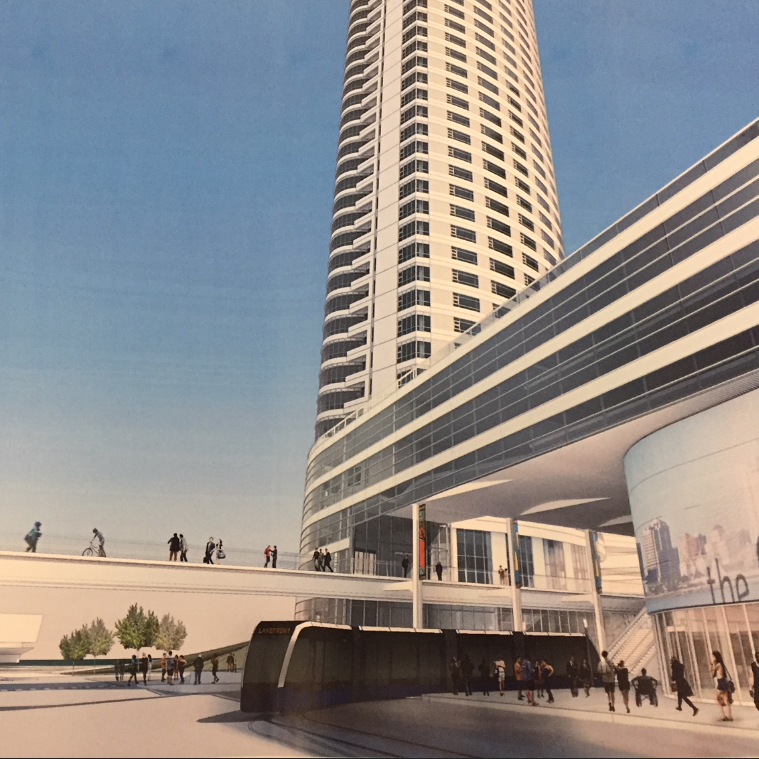 Couture plans October start. But Milwaukee has backup plan for streetcar loop if high-rise isn't built.