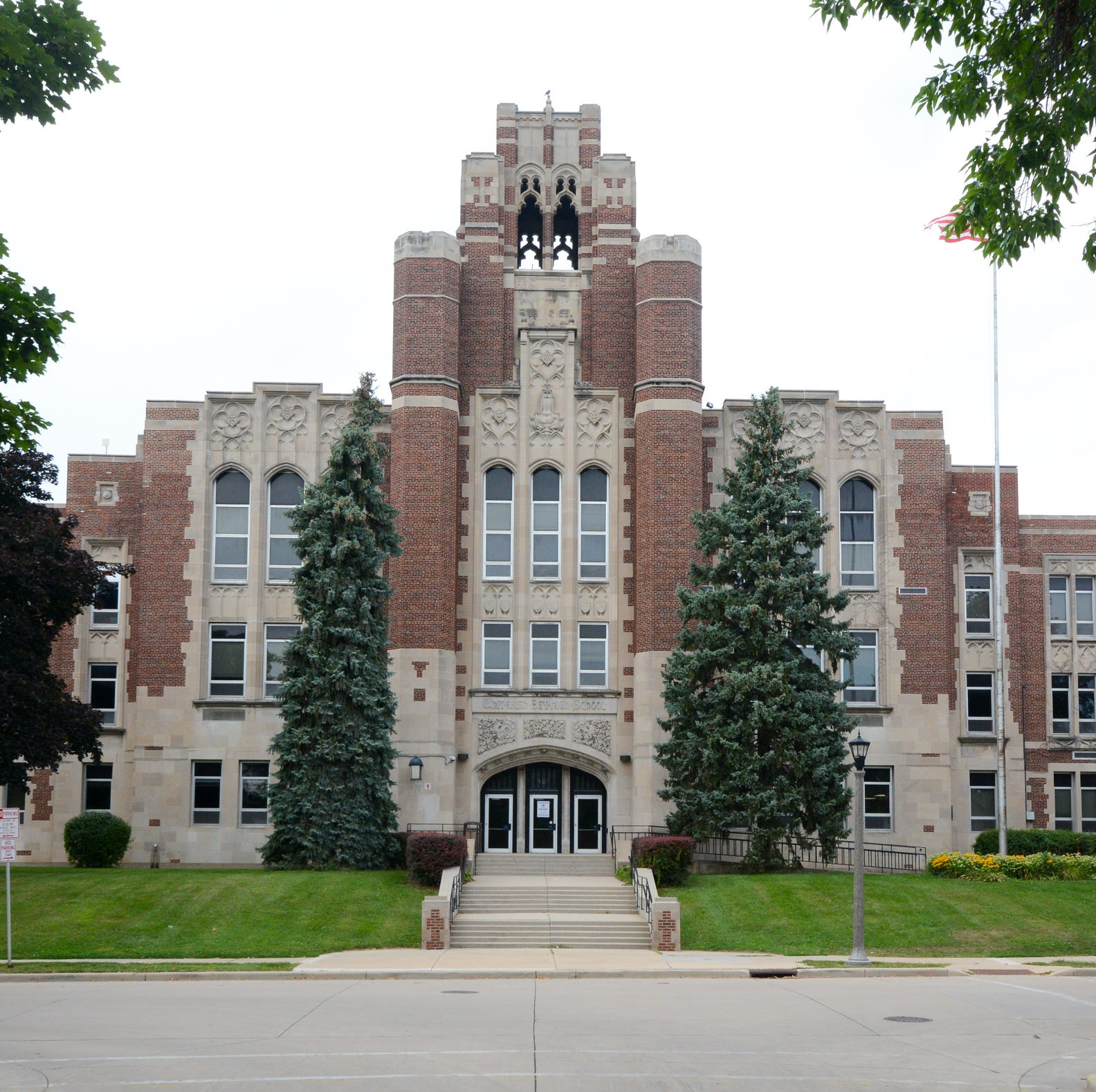 Some Whitefish Bay students asked black classmates for permission to use n-word