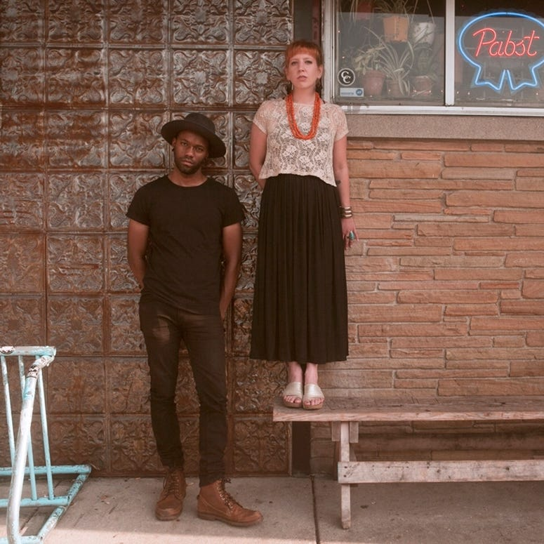 Milwaukee folk duo Nickel&Rose criticize Wisconsin festival for flying Confederate flags