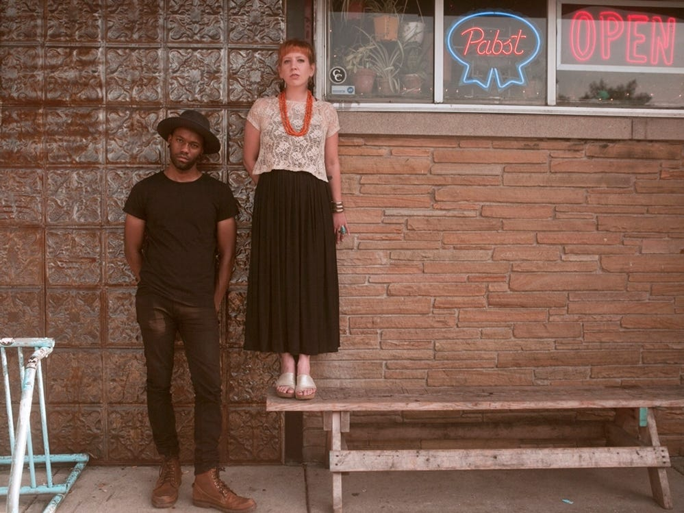 Milwaukee-based American music duo Nickel&Rose, featuring Carl Nichols and Johanna Rose, criticized the LogJam Festival in Mosinee, Wisconsin on Facebook for flying Confederate flags on the grounds. The duo played the festival this past weekend.