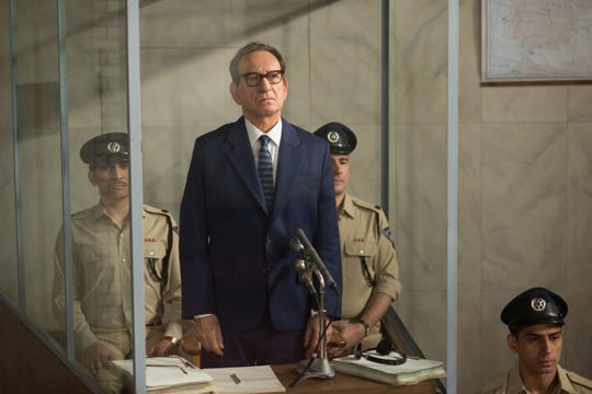 """Ben Kingsley stars as Adolf Eichmann in """"Operation Finale,"""" a drama about the Israeli mission to capture the Nazi architect of the Holocaust."""
