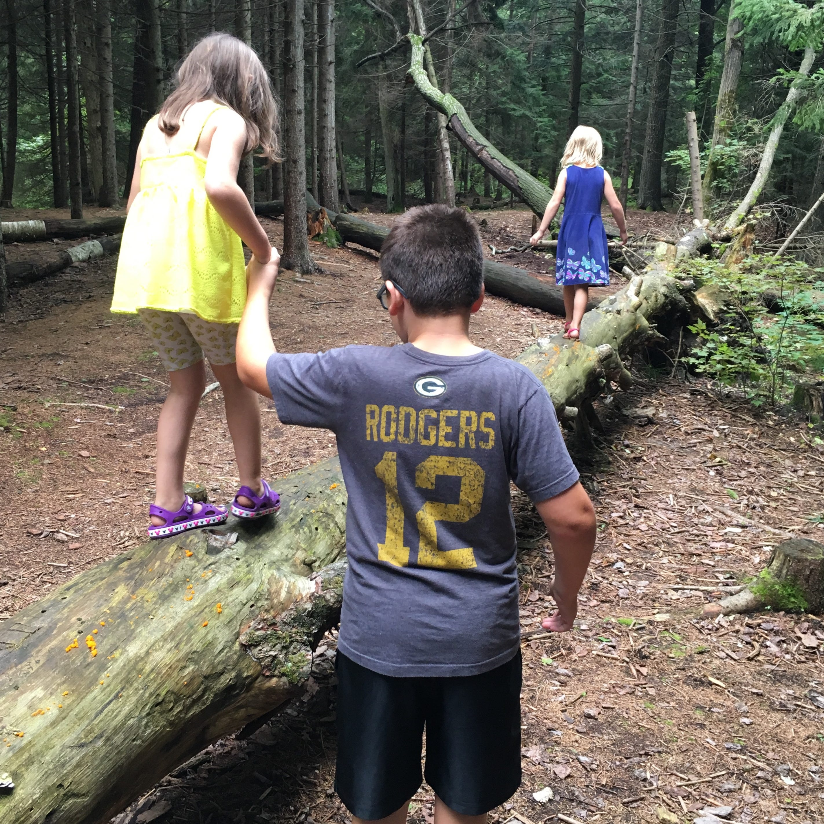Planning a camping trip with your family? Try out family campgrounds. And, if you're brave, state parks.