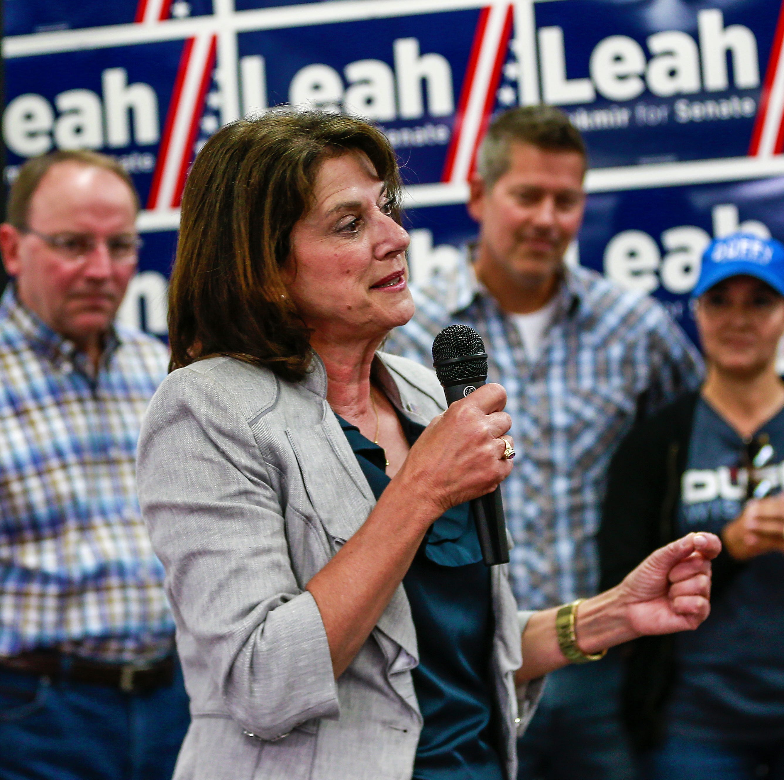 Leah Vukmir finds ally in Sean Duffy as she seeks northern Wisconsin votes in Senate race