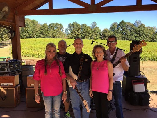 Lisa Spann & Company will perform at Landry Vineyards Saturday.