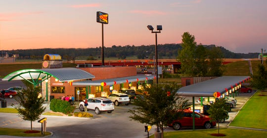 SONIC restaurants have locations in 44 states, 19 of which are in Michigan.
