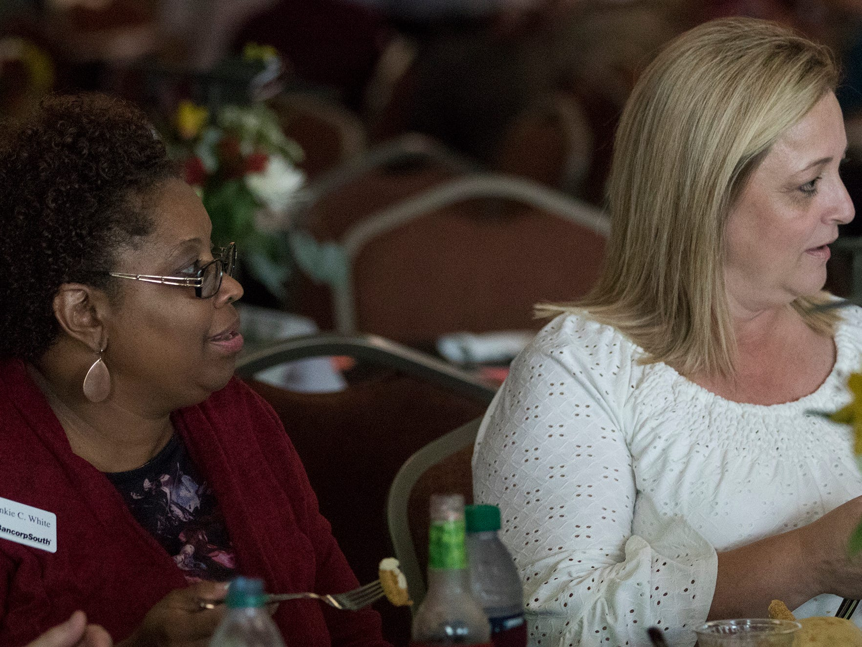 ULM held its annual The Pursuit banquet at Bayou Pointe Student Activity Center on August 14.