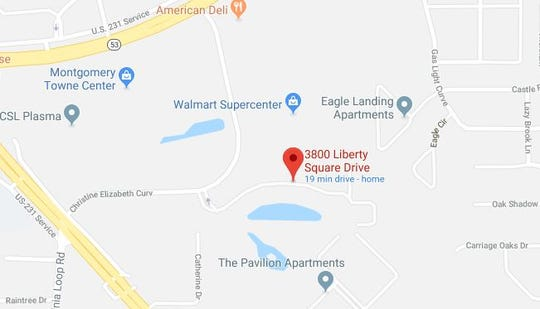 Police took a report of a rape at the 3800 block of Liberty Square Drive in June.