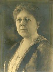 Sarah Rogers Ball, around 1917