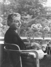 Elizabeth (Bessie) Brady Ball, around 1930