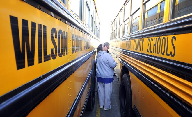 Wilson County Schools to cancel bus routes and more are possible because of a driver shortage.