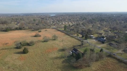 The Batey Farm property was purchased by the City of Hendersonville and Friends of Indian Lake Peninsula.