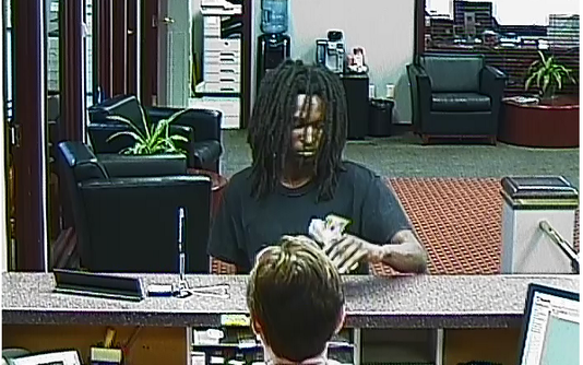 Us Bank Robber 8 15 18